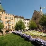 La città vescovile di Bressanone
