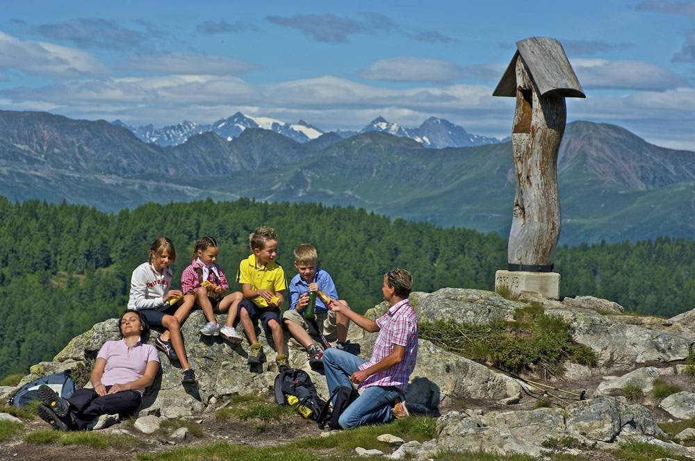 Family holidays in Maranza – Leisure fun in the mountains of South Tyrol