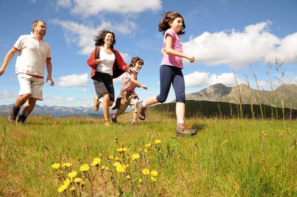 Frühling in den Bergen – Naturerwachen in Meransen