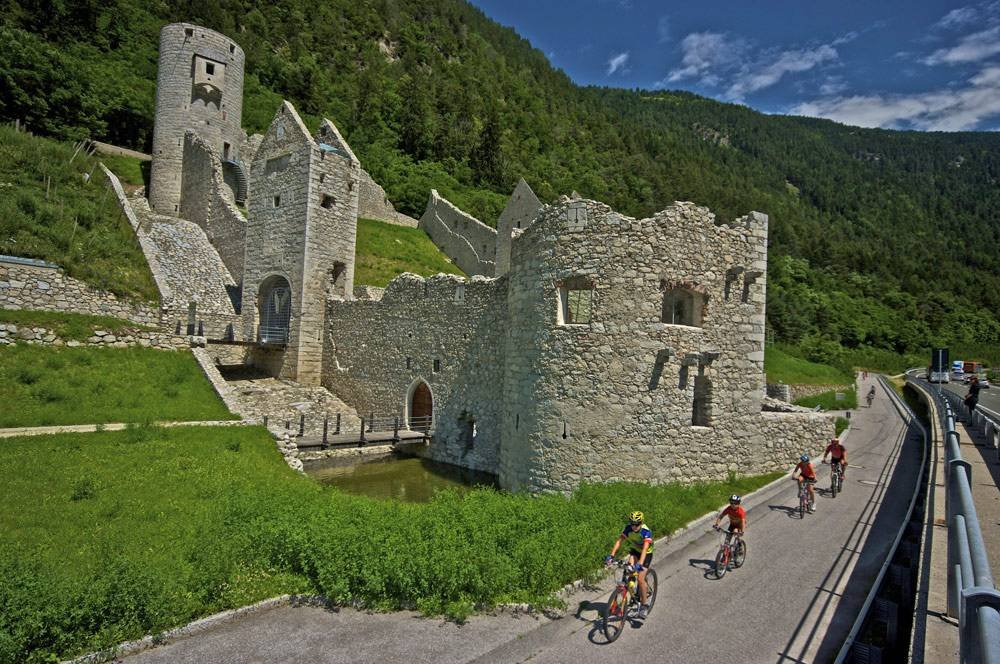 Bike holidays in South Tyrol