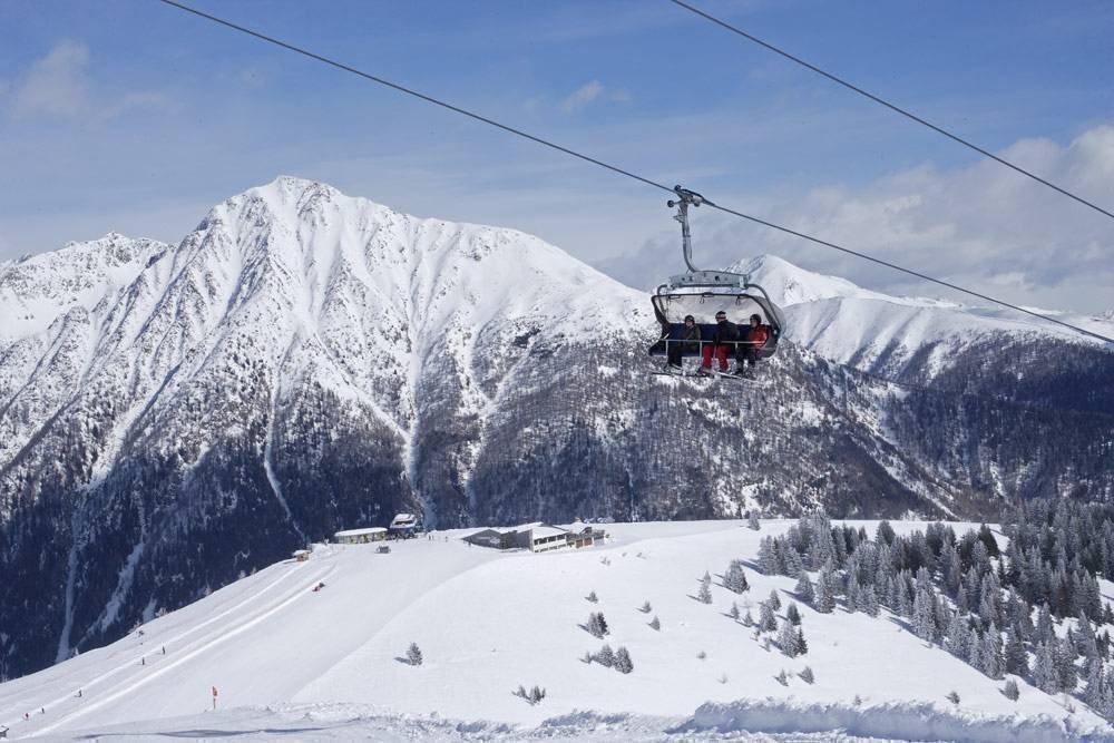 Skiurlaub in Meransen – Pistenvergnügen im Skigebiet Gitschberg-Jochtal