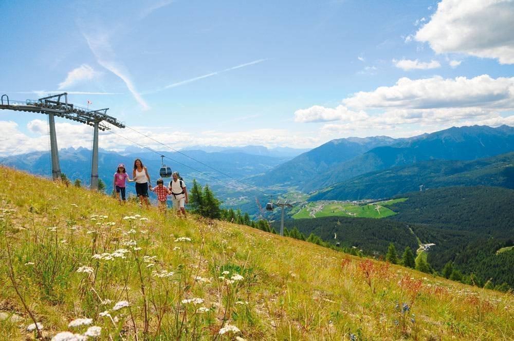 Sommerurlaub in den Bergen – erlebnisreiche Ferienwochen in Meransen