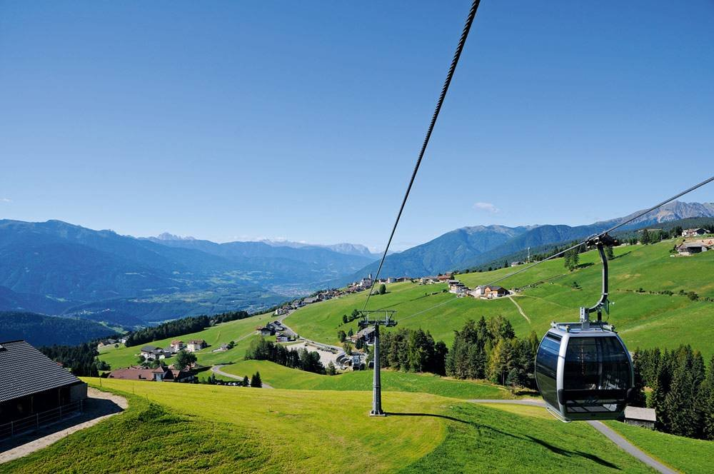 Holidays in Maranza – Vacation on a sunny alpine plateau