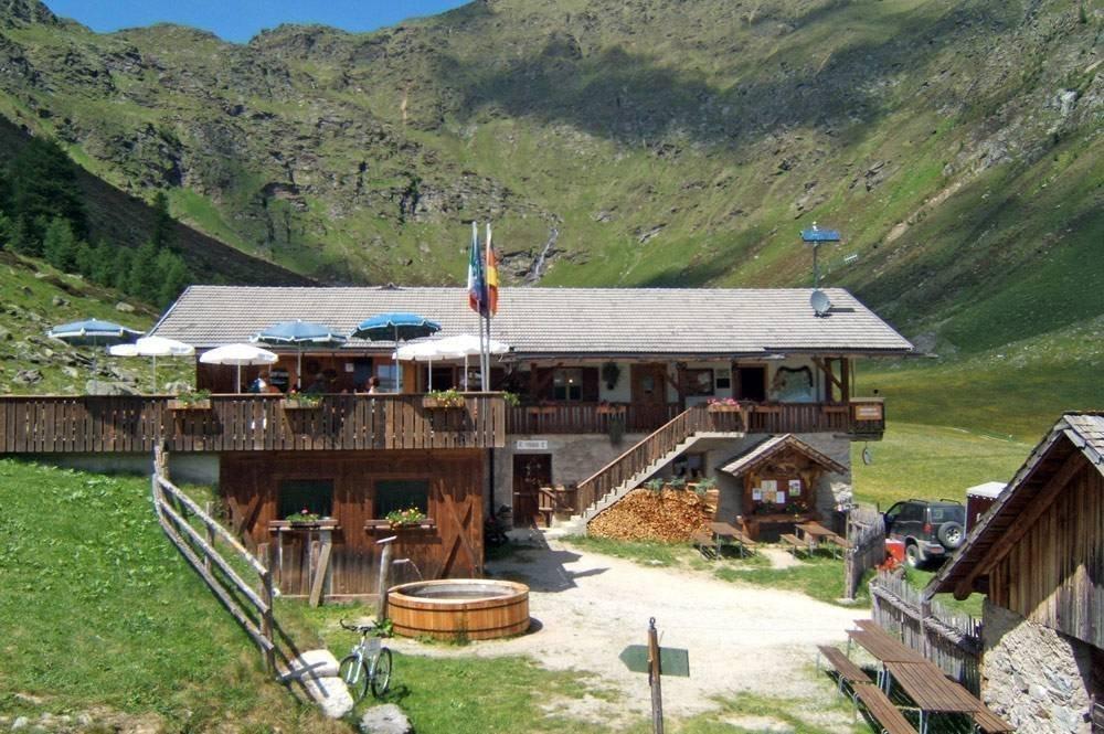 Wieserhütte – Almurlaub in alpiner Höhenlage